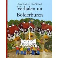 Lindgren, Astrid en Ilon Wikland: Verhalen uit Bolderburen