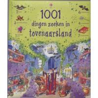 1001 dingen zoeken in tovenaarsland (hardcover zoekboek)