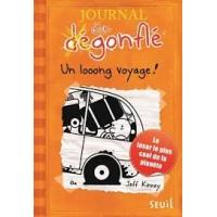 Kinney, Jeff: Journal dún (de)gonfle, un looong voyage (Frans)