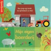 Fletcher, Corina en Britta Teckentrup: Mijn eigen boerderij, een pop-upboek en speelmat in een! (sepelboek)