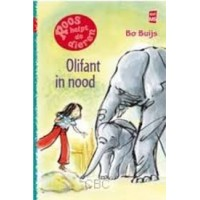 Buijs, Bo: Roos helpt de dieren, olifant in nood (avi M5)