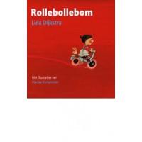 Dijkstra, Lida en Marijke Klompmaker: Rollebollebom ( versjesboek)