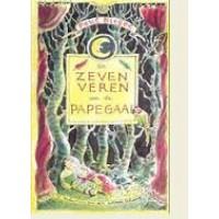 Biegel, Paul met ill. van Annet Schaap: De zeven veren van de papegaai