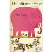 Biegel, Paul met ill. van Babs van Wely: Het olifantenfeest