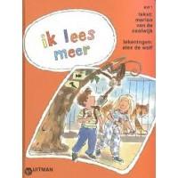 Coolwijk, Marion van de met ill. van Alex de Wolf: Ik lees meer ( deeltje 2)