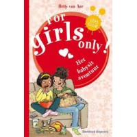 Aar, Hetty van: For girls only 8 het grote babysit-avontuur