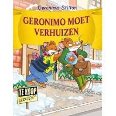 Stilton, Geronimo: Geronimo moet verhuizen ( 62)