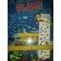 Lamping, Priscilla en Monique Pors: Het grote zoekboek voor kleine speurders (groot formaat karton)