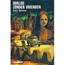Hartman, Evert: Oorlog zonder vrienden (softcover)