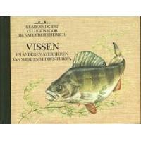 Readers Digest veldgids voor de natuurliefhebber: Vissen  van west en midden europa