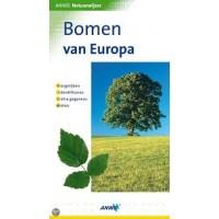 ANWB natuurwijzer: Bomen van Europa, ( in plastic hoesje)