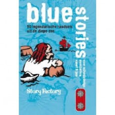 Story Factory: Blue  stories: 50 legendarische raadsels uit de diepe zee
