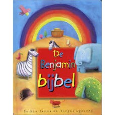 Bethan, James en Yorgos Sgouros: de Benjamin Bijbel (karton)