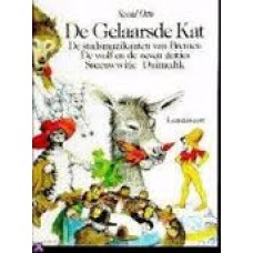 Otto, Svend: De gelaarsde Kat, de stadsmuzikanten van Bremen, de wolf en de 7 geitjes, Sneeuwwitje en Duimedik