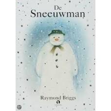 Briggs, Raymond: De sneeuwman (karton)