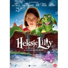 Dvd: Heksje Lilly de draak en het magische boek
