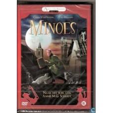 Dvd: Minoes naar het boek van Annie MG Schmidt