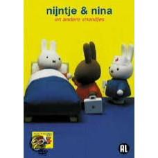 Dvd: Nijntje & Nina en andere vriendjes naar Dick Bruna (dvd met 18 verhaaltjes)