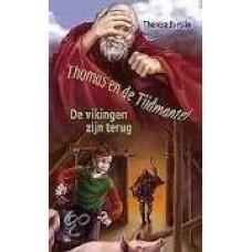 Breslin, Theresa: Thomas en de tijdmantel, de vikingen zijn terug !
