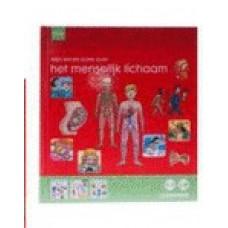 Hema learning 5-8: Mijn eerste boek over het menselijk lichaam ( kijk om je heen serie)