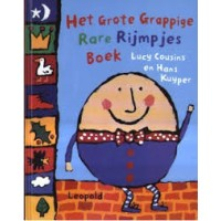 Cousins, Lucy en Hans Kuyper: Het grote grappige rare rijmpjes boek