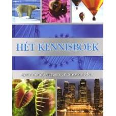 Het kennisboek, spannende vragen en antwoorden