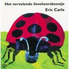Carle, Eric: Het vervelende lieveheersbeestje ( karton uitvoering middelmaat)