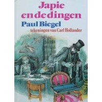 Biegel, Paul met ill. van Carl Hollander: Japie en de dingen