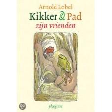 Lobel, Arnold: Kikker &  pad zijn vrienden