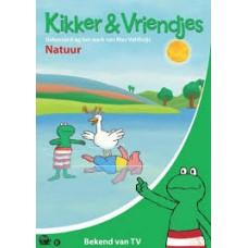 Velthuijs, Max: Kikker & Vriendjes, natuur dvd met 5 verhaaltjes