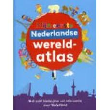 Mijn eerste Nederlandse wereldatlas ( met 8 blz. vol info. over Nederland)