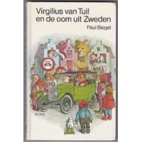 Biegel, Paul met ill. van Babs van Wely: Virgilius van Tuil en de oom uit Zweden