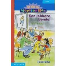 Diks, Fred: De klas van meester Bas, een lekkere bende