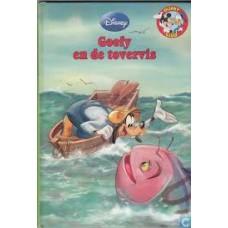 Disney Boekenclub: Goofy en de tovervis ( met cd)