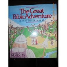 Silvertrhorne, Sandy: Het Grote Bijbels Avonturenboek