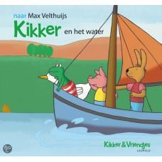 Velthuijs, Max: Kikker en het water ( kikker & vriendjes)