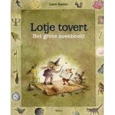 Baeten, Lieve: Lotje tovert, het grote zoekboek (karton)