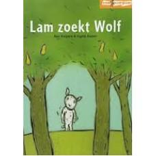 Kuipers, Ben en Ingrid Godon: Lam zoekt wolf (pictoboek rompompom) hardcover