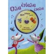 Oze wieze woze, 20 kinderliedjes met cd