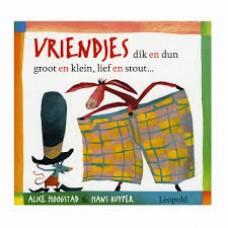 Hoogstad, Alicce en Hans Kuyper: Vriendjes dik en dun groot en klein, lief en stout