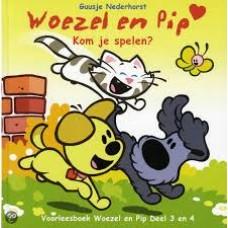 Nederhorst, Guusje: Woezel en Pip, kom je spelen? ( voorleesboek Woezel en Pip deel 3 en 4)