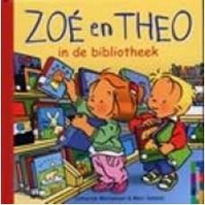 Metzmeyer, Catherine en Marc Vanemis: Zoe en Theo in de bibliotheek