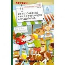 Wiersema, Bert: Detectivebureau Iris en Ko, de ontdekking van de verborgen oorlogsbrief