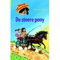 Jetten, Gertrud: Manege de Zonnehoeve, de stoere pony
