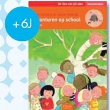Meegroeiboek, de tien van Sien: Avonturen op school door Ann Lootens en Tineke Meirink