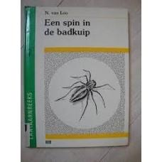 Loo, N van: Een spin in de badkuip (lantaarnreeks)