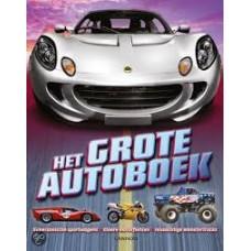 Gifford, Clive: Het grote autoboek ( supersonische sportwagens, stoere motorfietsen, reusacchtige monstertrucks)
