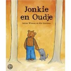 Wisman, Sabine en Ella Scholtens: Jonkie en Oudje
