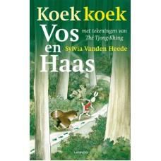 Heede, Sylvia vanden met ill. van The Tjong-Khing: Koek koek Vos en Haas