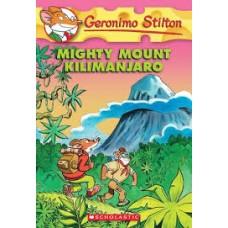Stilton, Geronimo: Mighty mount Kilimanjaro